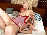Secretary homemade gangbang